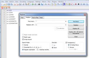 Barcode Data Format