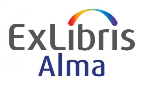 Ex Libris Alma Logo